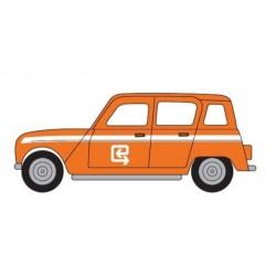 942287/2 Herpa Renault R4 RTT Belgique H0