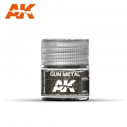 Gun Metal 10ml