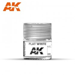 Blanc Mat / Flat White 10ml