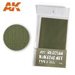 Filet de Camouflage Vert / Camouflage Field Green Type 2 1/35