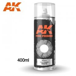 Apprêt Blanc Spray Primer White 400ml