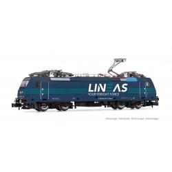 Lineas Locomotive BR 186, DCC, Ep VI, N