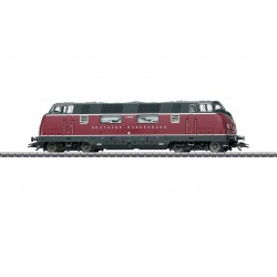 Locomotive Diesel V 200.0, AC MFX SON, H0