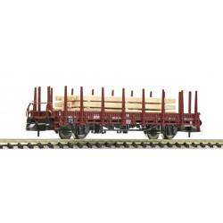 Wagon à ranchers amovibles / Stake wagon, DB N