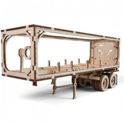 Remorque Poids-Lourd VM Heavy Boy Truck Trailer