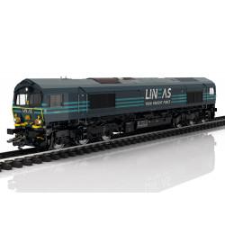 Locomotive Diesel EMD Série 66, LINEAS H0