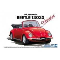 Volkswagen 15ADK Bettle 1303S Cabriolet, 1975, 1/24