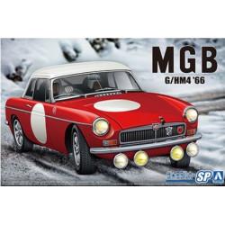 MGB G.HM4 Club Rally Version, 1966, 1/24