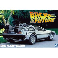 Back To The Future I DeLorean 1/24