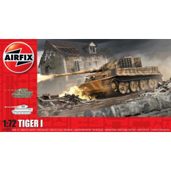Tiger I 1/72