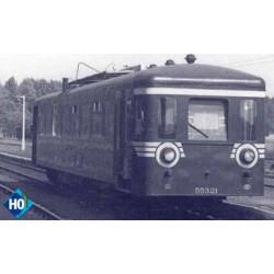 Autorail D. Type 553 (553.21) Vert SNCB, AC SON, H0