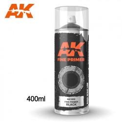 Apprêt Noir / Fine Primer Black, Spray 400ml