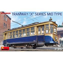 Tramway X Series Mid Type 1/35