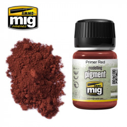 Pigment Rouge / Red 35ml