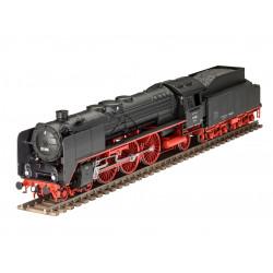 Locomotive BR01 avec Tender 2'2' T32 1/87