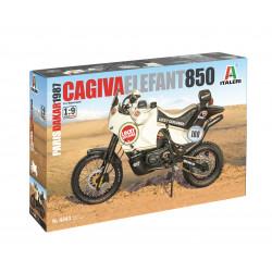 Cagiva-Elefant 850 Paris-Dakar 1987 1/9