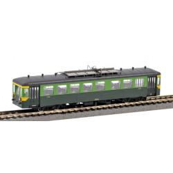Autorail Rh 553 SNCB, MFX AC SON, H0