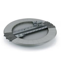 Pont tournant pour voie C H0 / C Track Turntable H0