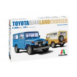 Toyota Land Cruiser BJ-44 1/24