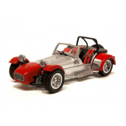 Caterham Super Seven Cycle Fender, Rouge 1/43