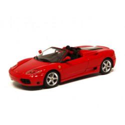 Ferrari F360 Modena Spyder, Rouge, 2000, 1/43