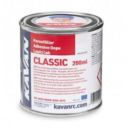 9987 Kavan Enduit nitrocellulosique Classic Adhesive Dope, 200ml