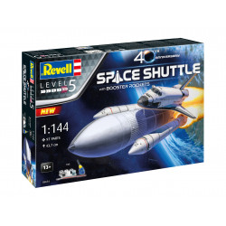 Coffret Cadeau / Gift Set Space Shuttle& Booster Rockets, 40th. 1/144
