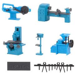 Équipement d'atelier automobile / Car workshop equipment H0