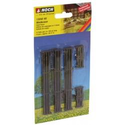 Clôture de campagne / Field Fence H0