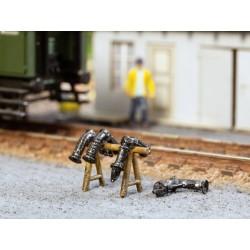 Tuyauterie d'accouplement /Steam Heater Coupler Set H0