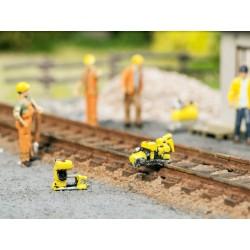 Machines de voies / Rail Works Set H0