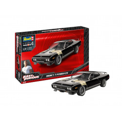 Fast & Furious Dominic's 1971 Plymouth GTX 1/24