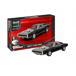 Fast & Furious - Dominics 1970 Dodge Charger 1/24