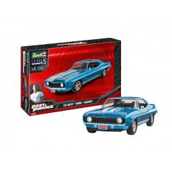 Fast & Furious 1969 Chevy Camaro Yenko1/25