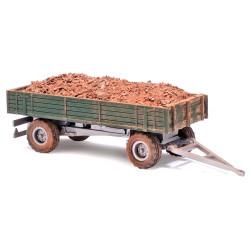 Remorque agricole / Agriculture Trailer H0