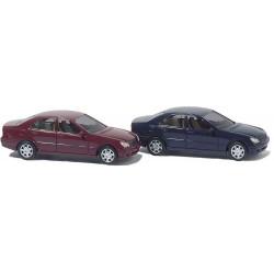 Set 2 Voitures Mercedes Class N