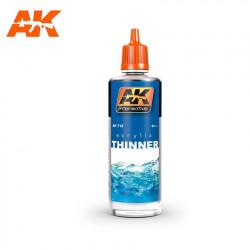 Thinner Acrylique / Acrylic Thinner, 60ml