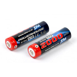 Batterie Li-Ion 3,7V 2000 mah
