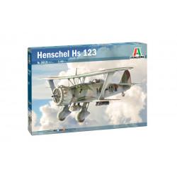 Henschel HS 123 1/48