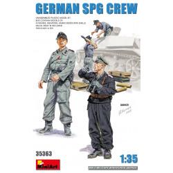 German Spg Crew 1-35