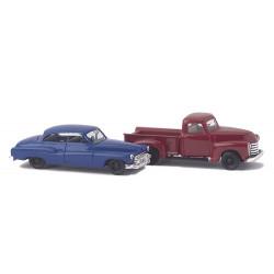 Set Chevrolet Pick-up / Buick '50 N