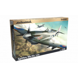 Spitfire Mk.IXc late version, Profipack 1/48