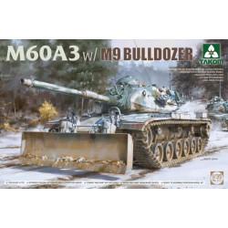 M60A3 w/ M9 Bulldozer 1/35