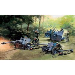 German Guns Set 1/72