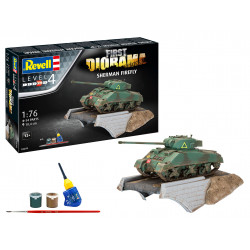 Sherman Firefly 1/76