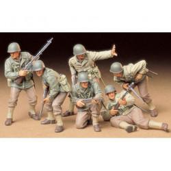 US Army Assault Infantry Set 1/35