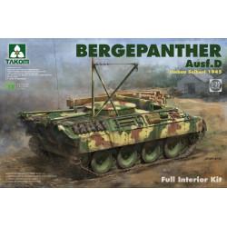 Bergepanther Ausf.D Umbau Seibert 1945 1/35
