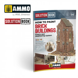 How to paint urban dioramas, Solution Book