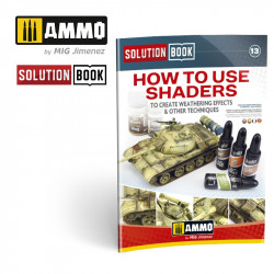 How to use shaders to create weathering effects & other techniques, Solution BookCatalogue Produits