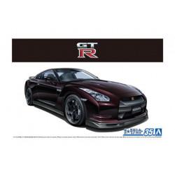 Nissan GT R R35 SPEC V 2009 1/24